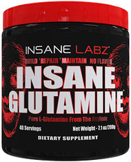 Insane Labz Glutamine