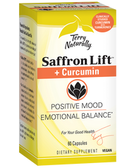 Saffron Lift + Curcumin by Terry Naturally