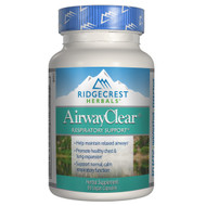 Airway Clear by RidgeCrest Herbals