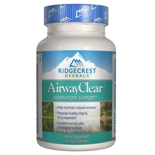 Airway Clear by RidgeCrest Herbals