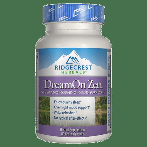 Dream On Zen by RidgeCrest Herbals