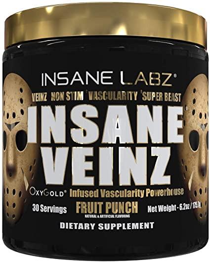 Insane Veinz Gold by Insane Labz