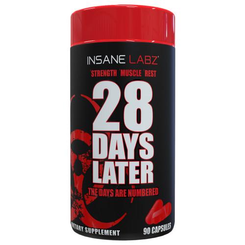 28 Days Later Test Booster - Insane Labz