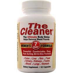 The Cleaner Women's 7 Day Formula - Century Systems