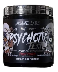 Psychotic Test by Insane Labz