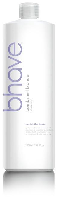 bhave blonde bombshell shampoo 1000ml