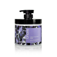 intense toning masque - violet 400g