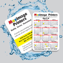 Waterproof Calendars