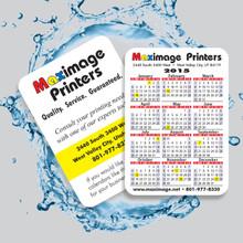 Waterproof Calendars