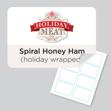 Rectangle Labels - 3.375 X 2.3125 8 up on an 8.5x11 sheet