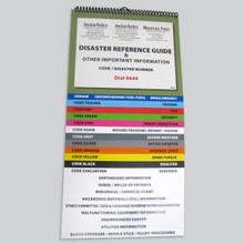 Disaster Flip Chart