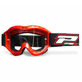 Progrip Kids Goggle RED