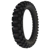 "Tractionator 130/90 18"" Enduro S/T Motoz Tyre - Dot Approved"