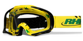 RHK Green / Gold Patriot Series Goggle with no fog lens