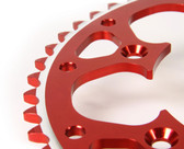 """RED"" Husky 50t Talon Rear Sprocket CR/WR/TE/TC125-630 1990-13"