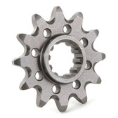 Front Sprocket 12T-15t  CR/WR250-300/610 91-13 see fitment below Ultraight grooved Chrome Moly steel