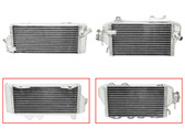 KX450F 12-15 STD Radiators