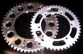 HUSQVARNA 1988/89 WRK 125-260 REAR SPROCKET STEEL