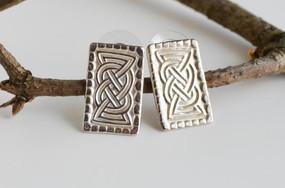 Oseberg Ship Earrings
