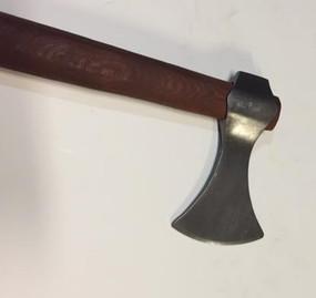 Reenactment Viking Axe