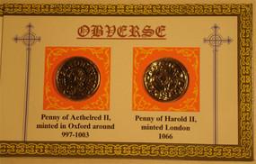Saxon Coin Set