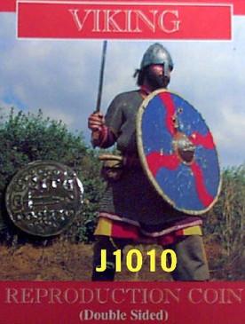 Viking Coin - War
