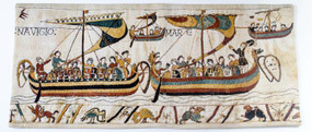 """Bayeux Tapestry 14x32"""""""