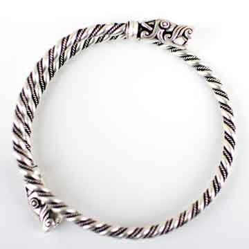 Arm Ring Silver