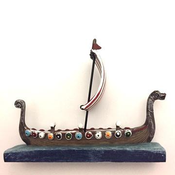 Viking Ship Model Small