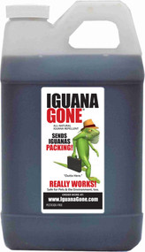1/2 Gallon refill Iguana Gone liquid this not include the scent strips