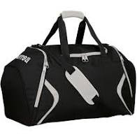 Luther, Bag by Errea. Available now from Andreas Carter Sports.
