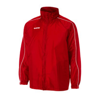Basic Rain Jacket (youth) by Errea. Available now from Andreas Carter Sports.