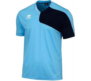 Marcus Short Sleeve Shirt Junior by Errea. Available now from Andreas Carter Sports.