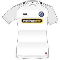 Braintree Town, Away Shirt 2017/18 by Jako. Available now from Andreas Carter Sports.