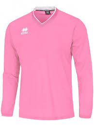 Vega Long Sleeve Shirt by Errea. Available now from Andreas Carter Sports.