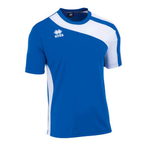 Bolton Short Sleeve Shirt by Errea. Available now from Andreas Carter Sports.