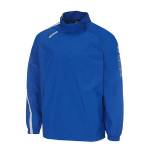 Edmonton Rain Jacket Youth by Errea. Available now from Andreas Carter Sports.