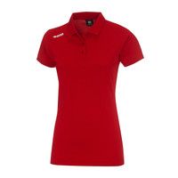 Errea, Ladies Team Colours Polo by Errea. Available now from Andreas Carter Sports.