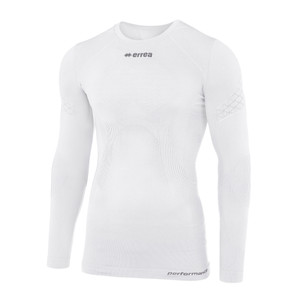 Davor, Long Sleeve Compression Top by Errea. Available now from Andreas Carter Sports.