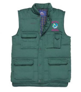MTSFC, Shetland Bodywarmer by MTSFC. Available now from Andreas Carter Sports.