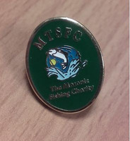 MTSFC, Tie Pin by MTSFC. Available now from Andreas Carter Sports.