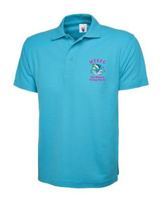 MTSFC, Ladies Polo by MTSFC. Available now from Andreas Carter Sports.