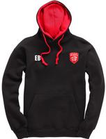 Essex Blades Hoodie Black/Red