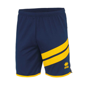 Braintree Town YFC, Junior Match Short by Errea. Available now from Andreas Carter Sports.