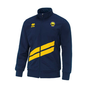 Braintree Town YFC, Junior Track Top by Errea. Available now from Andreas Carter Sports.