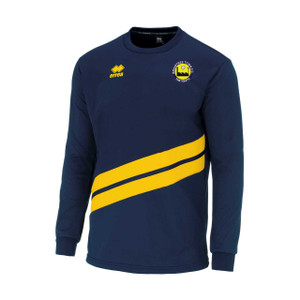 Braintree Town YFC, Junior Training Sweatshirt by Errea. Available now from Andreas Carter Sports.