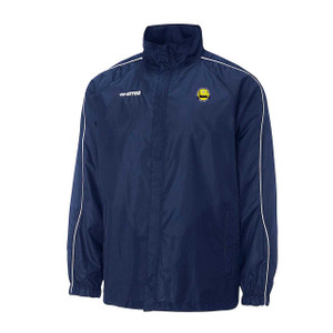 Braintree Town YFC, Basic Rain Jacket by Errea. Available now from Andreas Carter Sports.