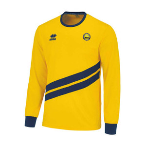 Braintree Town YFC, Girls Long Sleeve Match Shirt by Errea. Available now from Andreas Carter Sports.