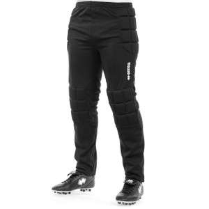 Carl Pentney, Junior Padded Goalkeeper Trousers by Errea. Available now from Andreas Carter Sports.