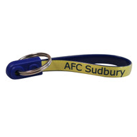 AFC Sudbury, Key Fob by ASCAR. Available now from Andreas Carter Sports.